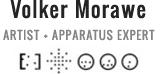 Volker Morawe | artist | apparatus expert
